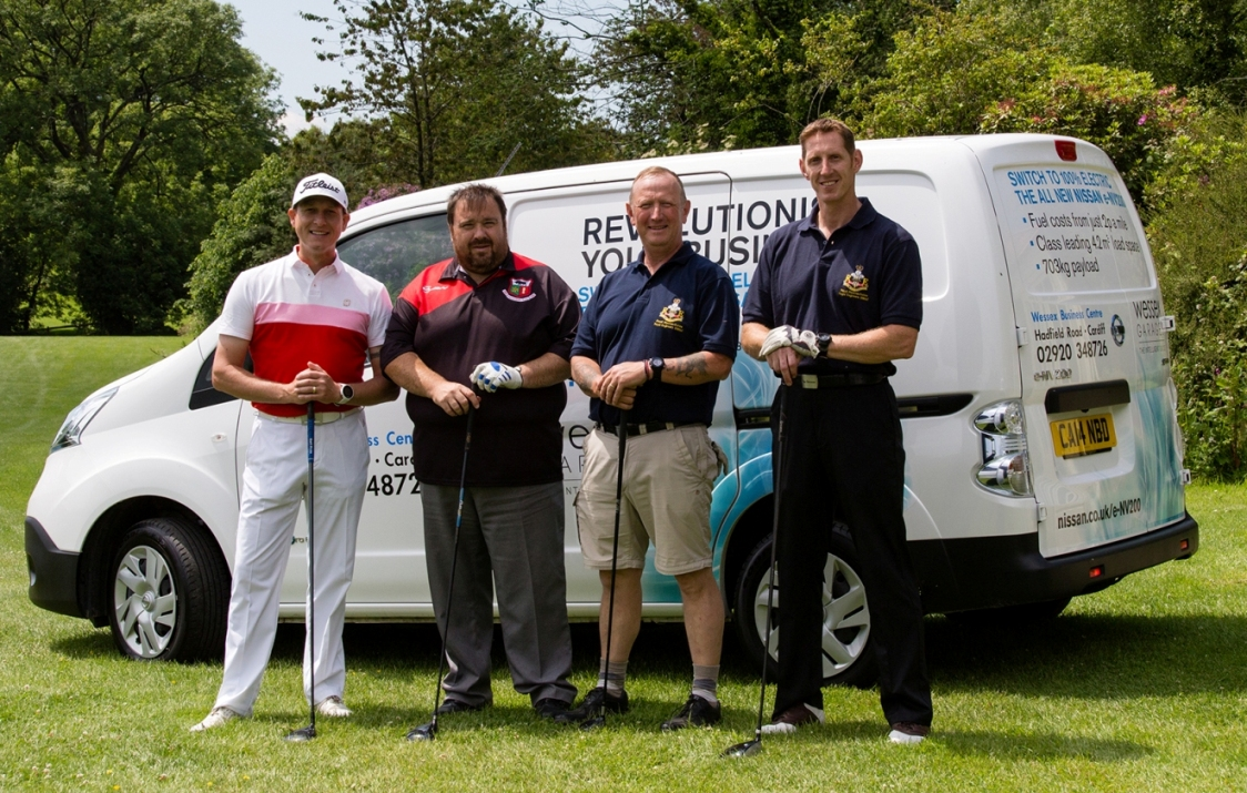 Pic 1 - Armed Forces Day Golf Tournament, Wessex Garages