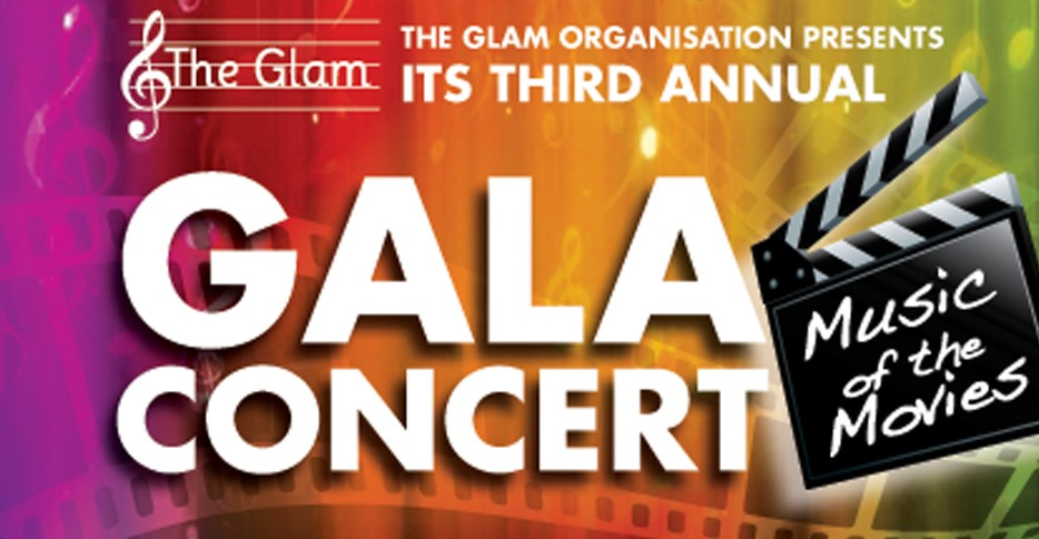 glam gala concert