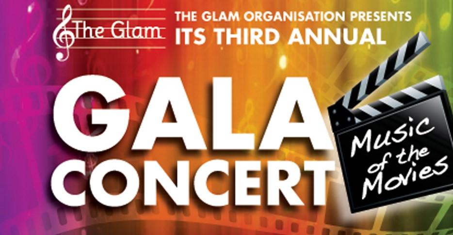 glam gala concert