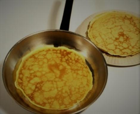 pancake changed