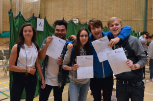 FURTHER RISE IN A LEVEL RESULTS FOR CARDIFF'S BIGGEST SIXTH